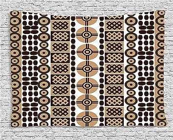 Amazon Com Ambesonne Zambia Tapestry Unique Safari Artistic Kenyan