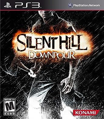 Amazon Com Silent Hill Downpour Video Games