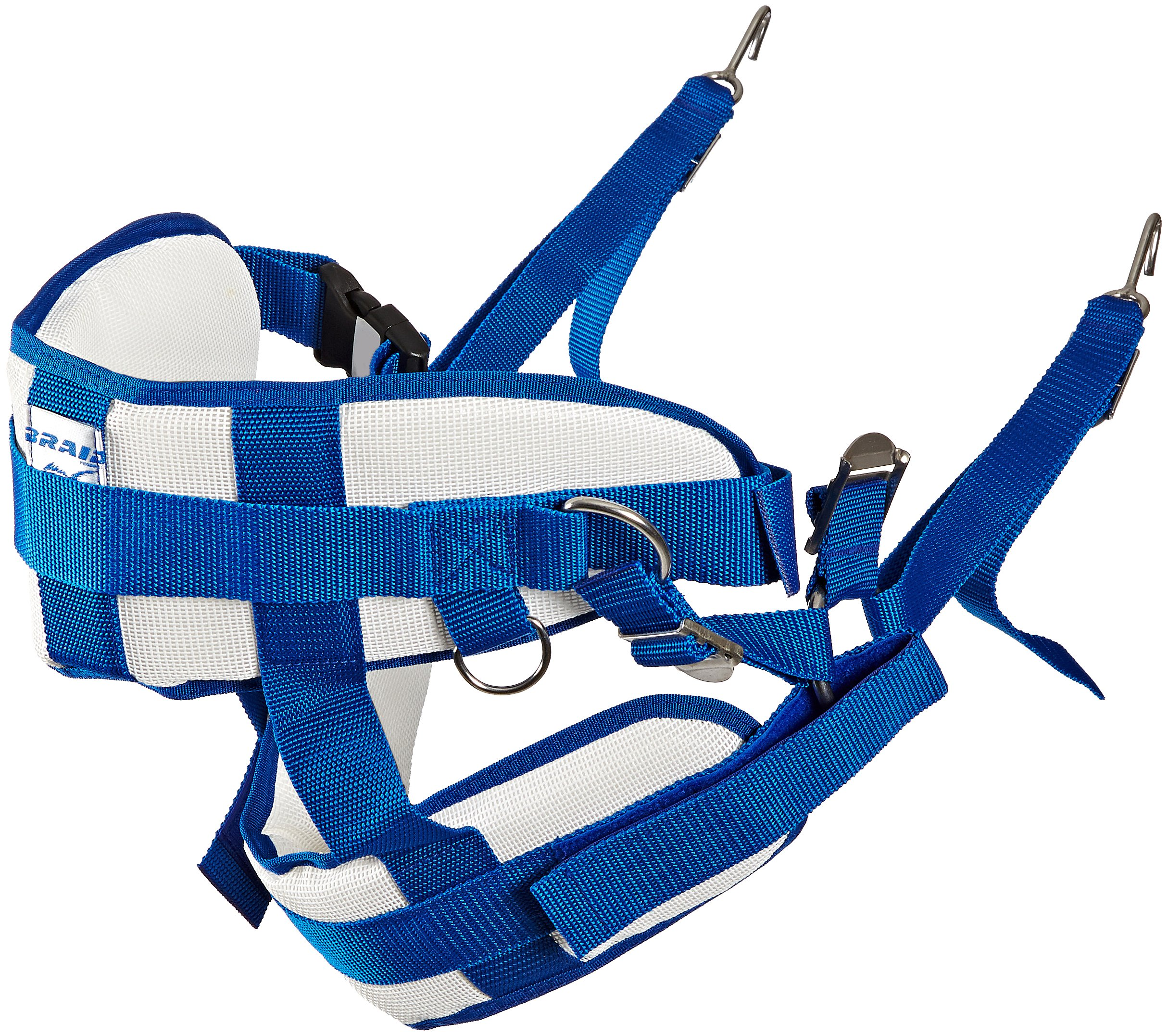 Braid Products Junior Power Play Harness (Fits 18-34 Inch)