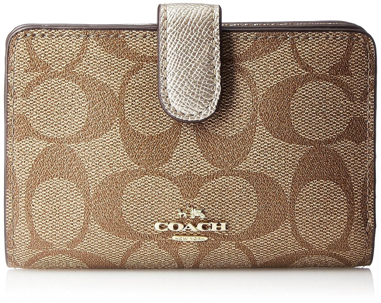 [コーチ] 二つ折り財布 COACH F23553 IMAA8 [並行輸入品] B078Y5TJZC カーキ カーキ