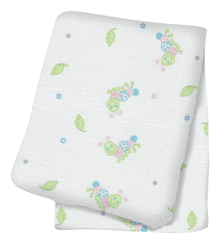 Various Designs Mary Meyer Lulujo Baby Muslin Cotton Swaddling Blankets