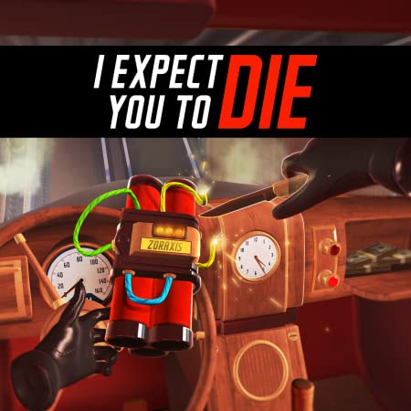 I Expect You To Die [Online Game Code]