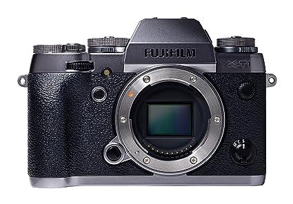 36625bdba856a3 Fujifilm X-T1 Graphite Compact System Camera - Silver  Amazon.co.uk ...
