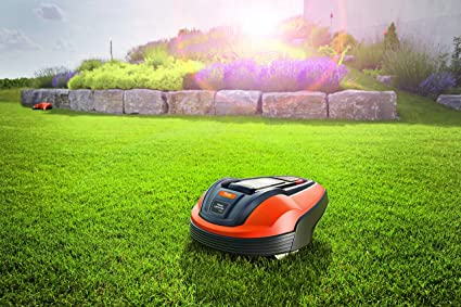 Flymo Robotic Lawnmower 1200 R - Cortacésped rotatorio: Amazon.es ...