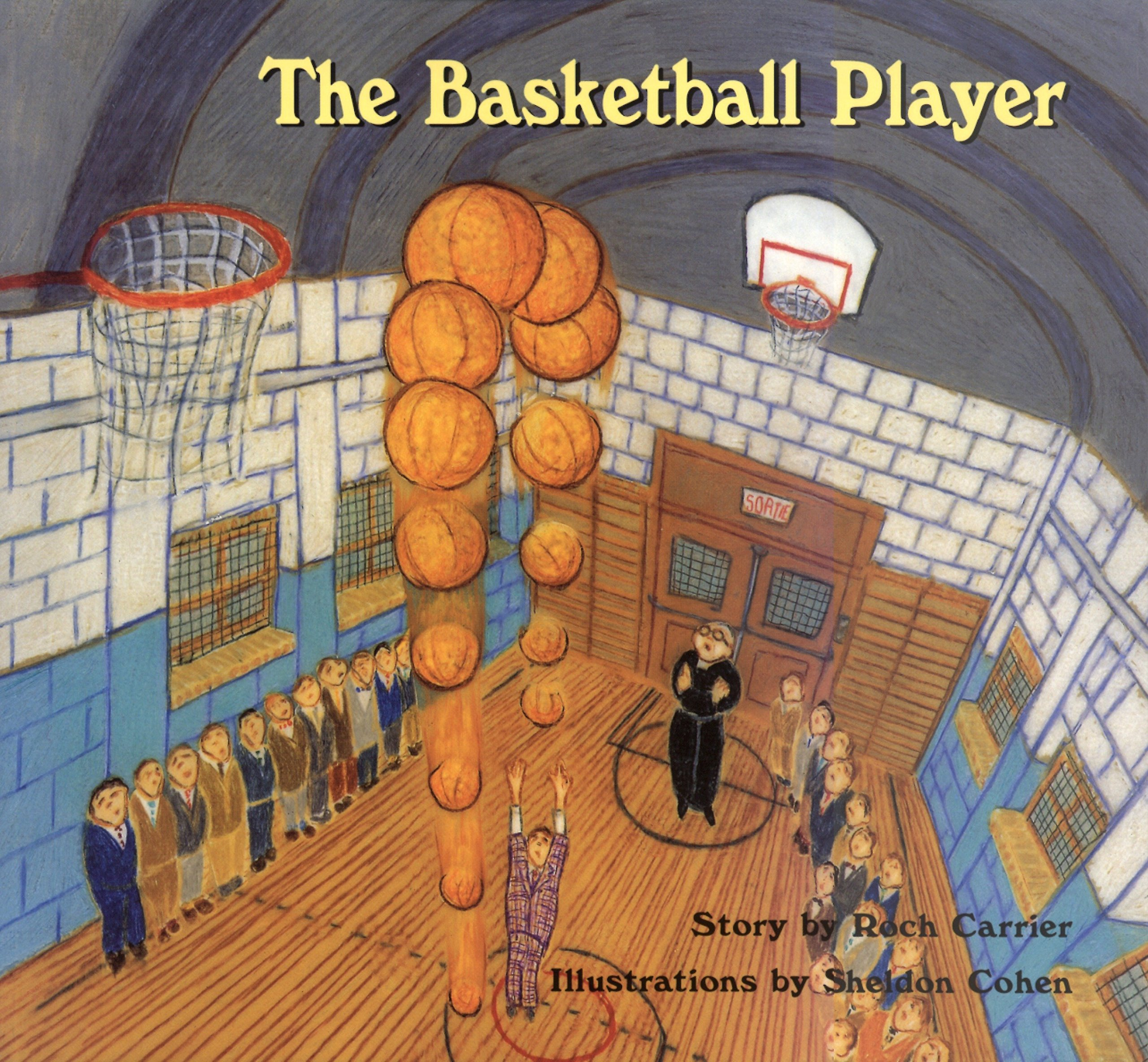 Read Online The Basketball Player ebook