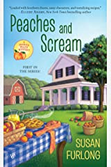 Peaches and Scream (A Georgia Peach Mystery Book 1) Kindle Edition