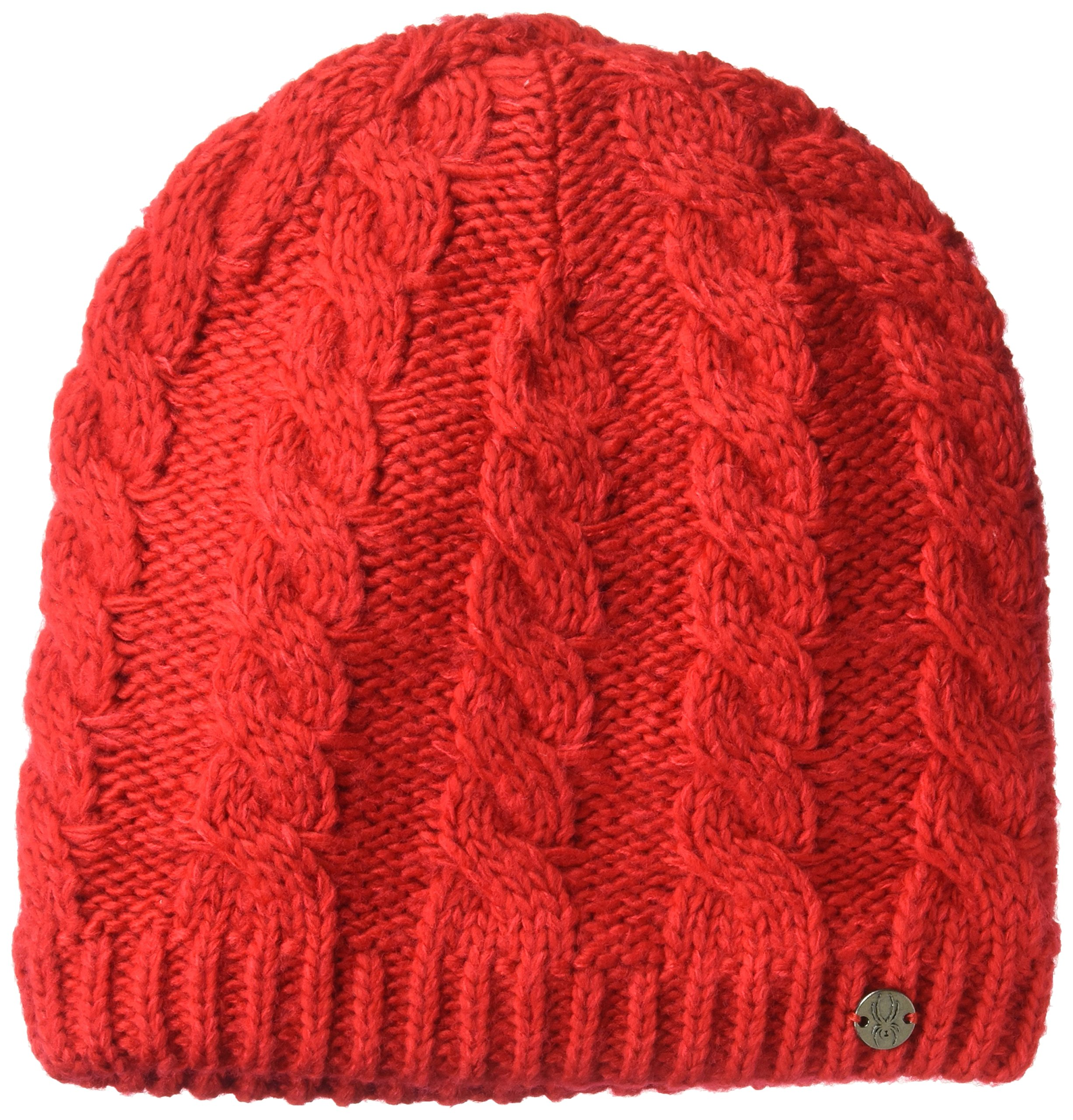 Spyder Women's Endless Hat, Red, One Size by Spyder