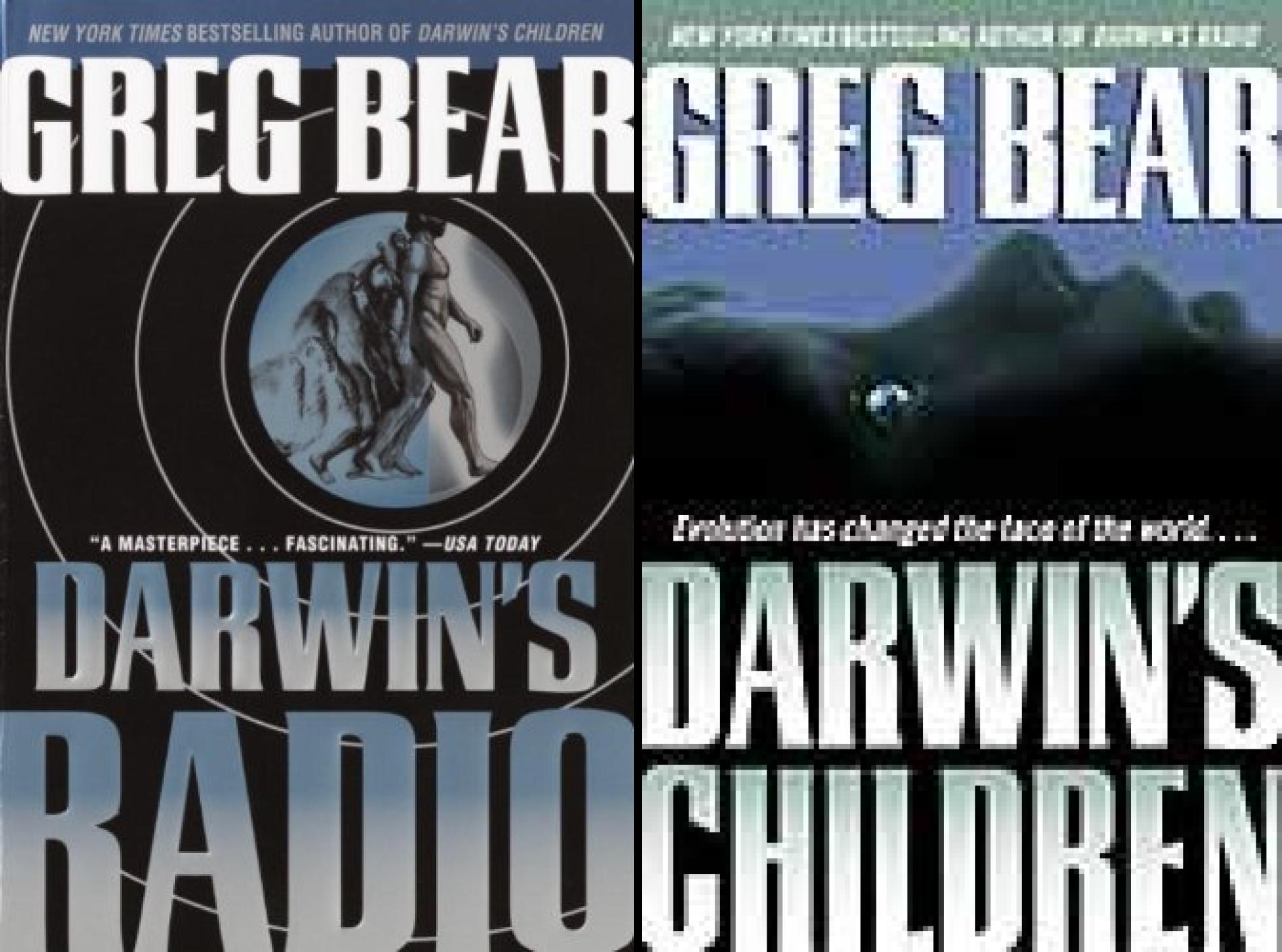 Darwin's Radio (2 Book Series) (Darwin Radio)