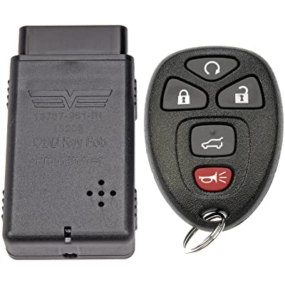 Dorman 99154 Keyless Entry Transmitter for Select Models, Black (OE FIX): Automotive