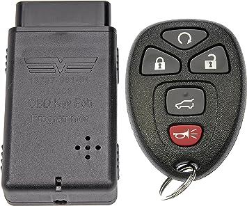 Remote Transmitter For Keyless Entry And Alarm System-Key Fob Dorman 13731