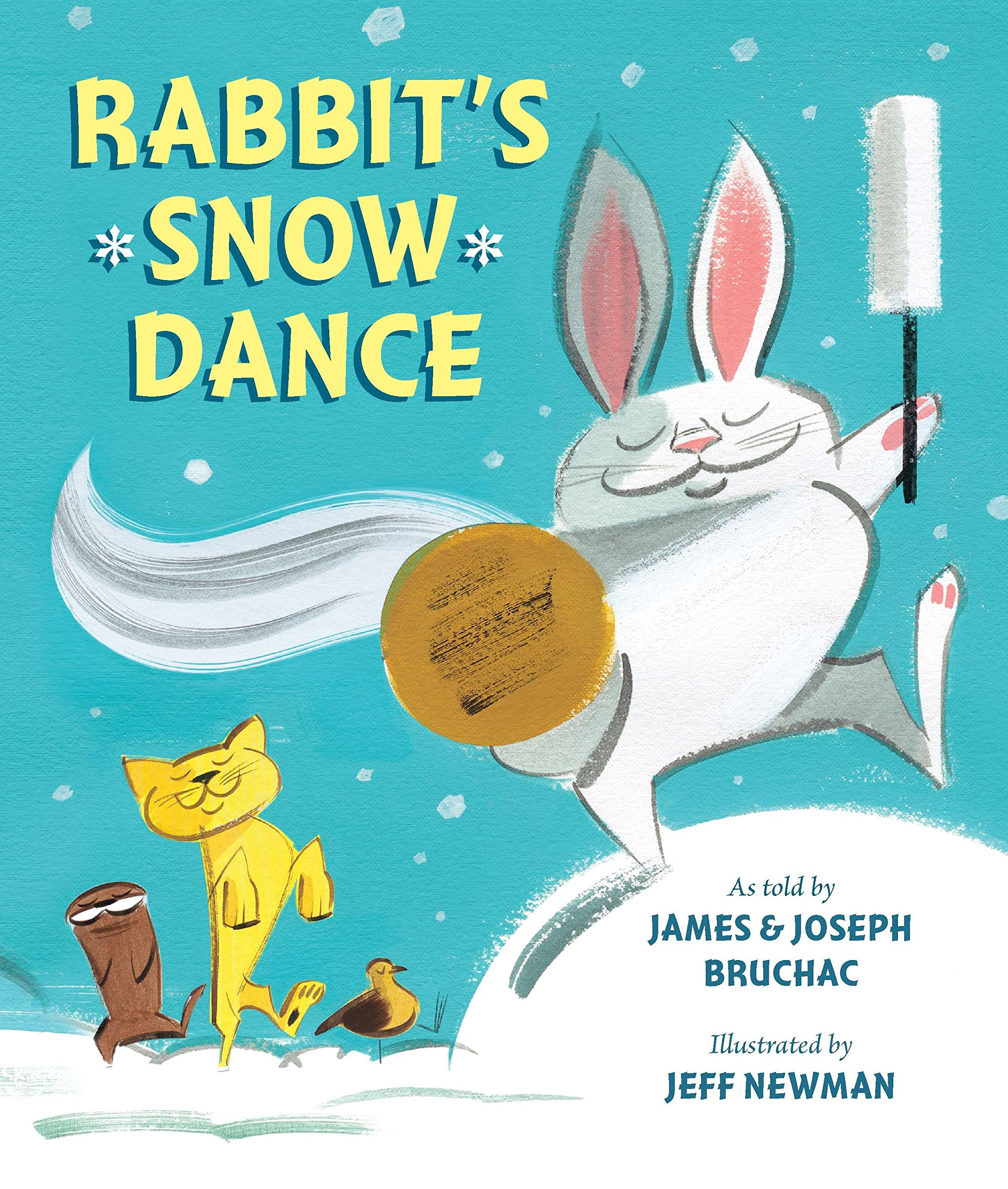 Image result for rabbit's snow dance