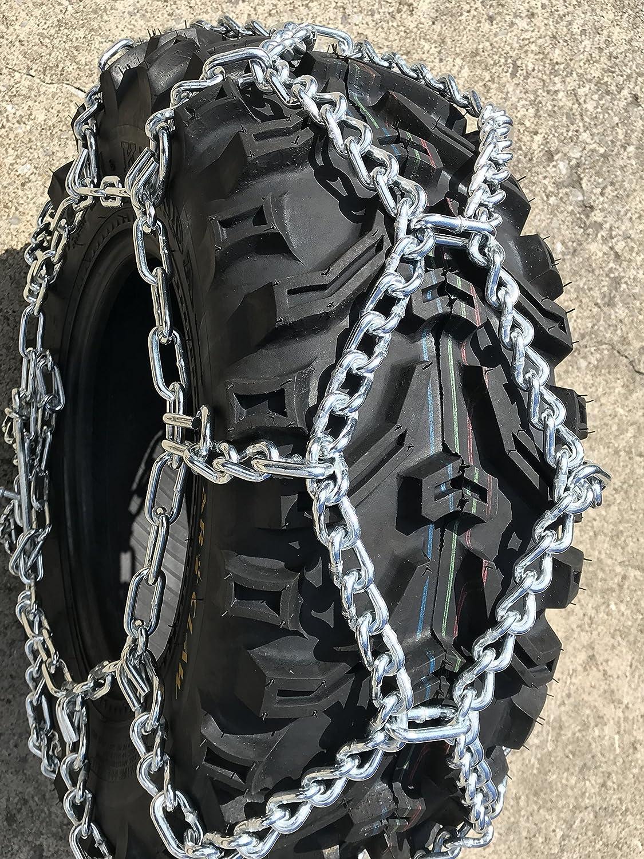 TireChain.com 27x11-14 27 11 14 ATV UTV Net Tire Chains Priced per Pair