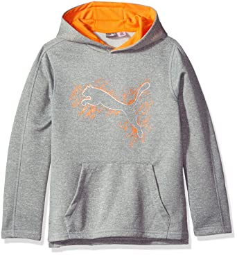 be8dcbd7b526 Amazon.com  PUMA Boys  Pullover Hoodie  Clothing