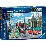 Ravensburger Happy Days - Edinburgh, 1000pc Jigsaw Puzzle