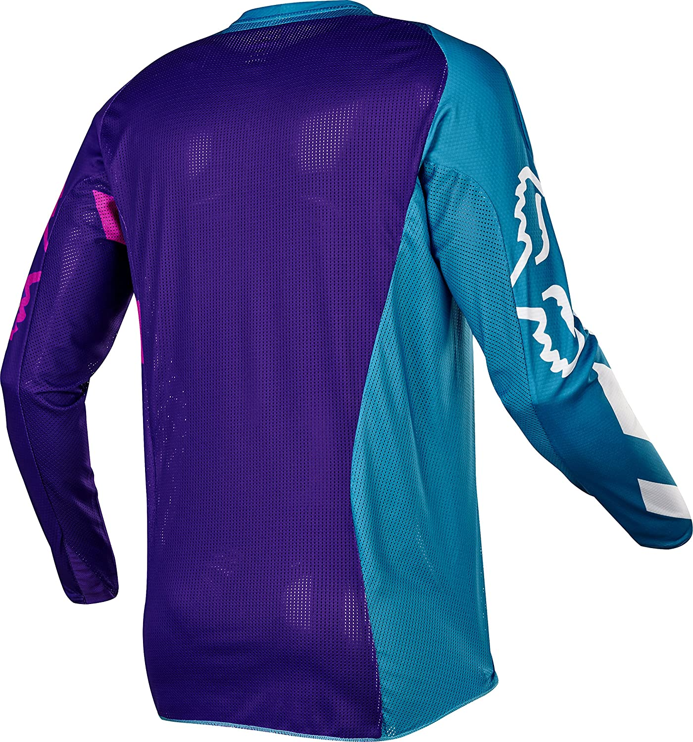 Amazon.com: 2017 FOX Racing MX Motocross 360 Creo Jersey Teal Purple Pink  Men's Size XL: Clothing