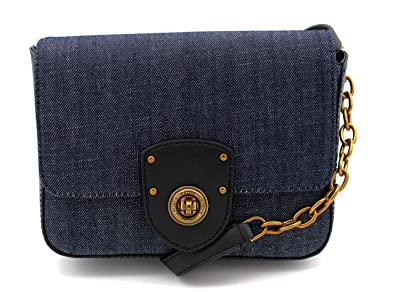 5c5f5a0d9b Image Unavailable. Image not available for. Color  Ralph Lauren Millbrook  Chain Cross-Body ...