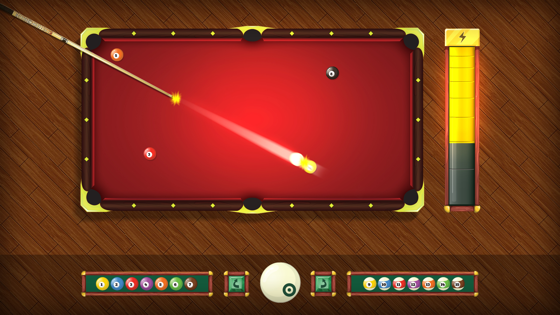Pool: 8 Ball Billiards Snooker: Amazon.es: Amazon.es