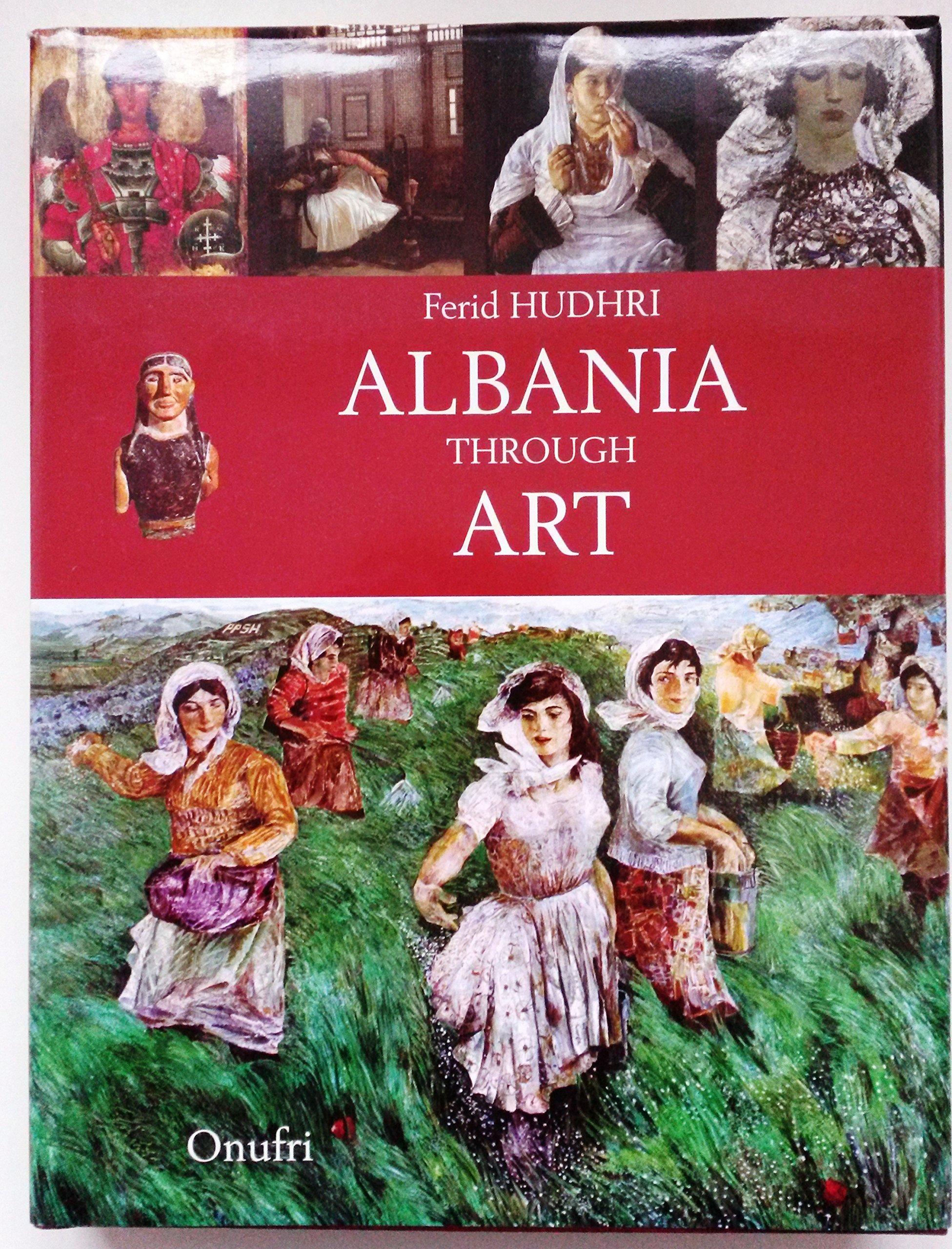 Albania Through Art PDF