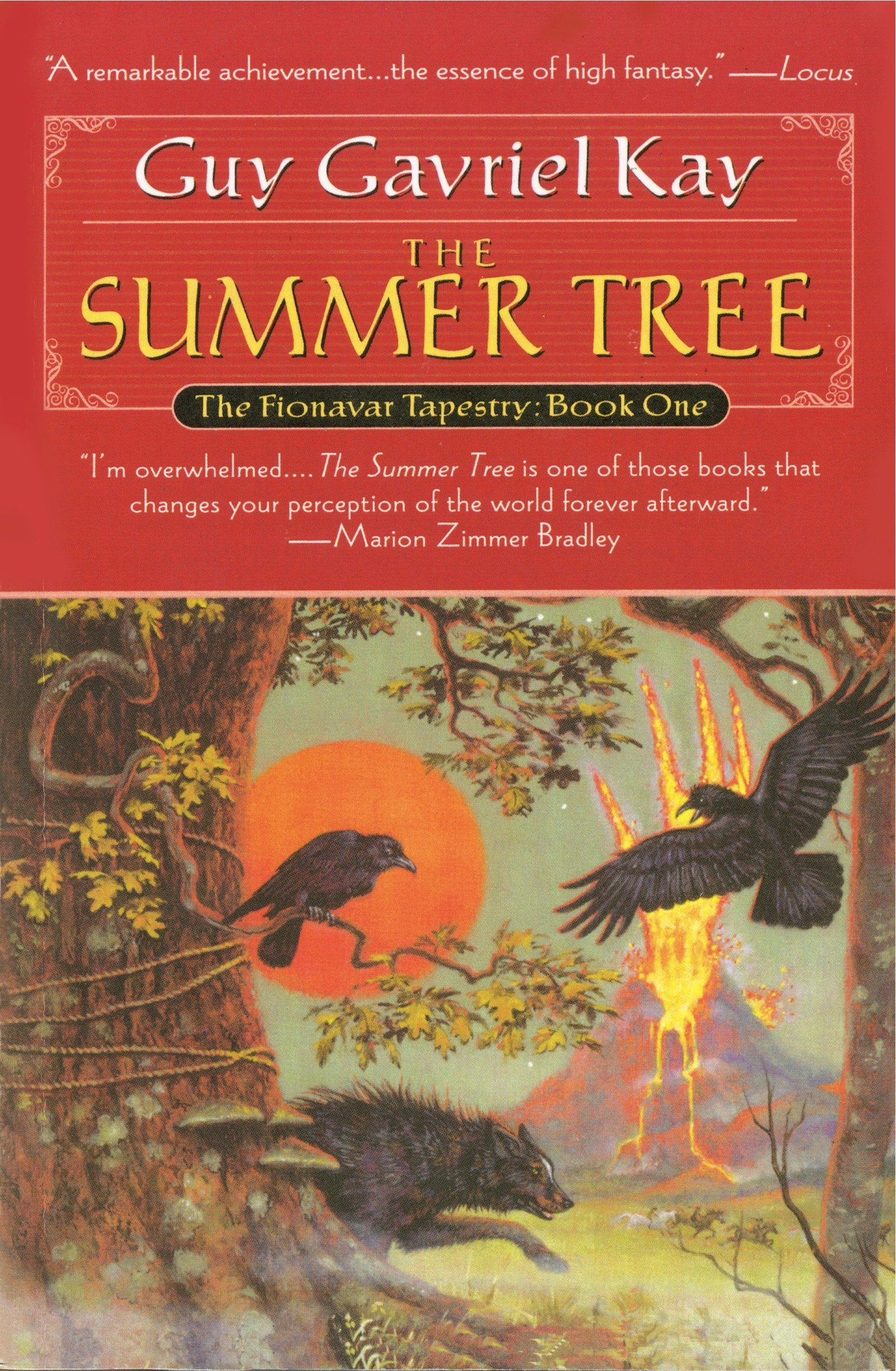 The Summer Tree (Fionavar Tapestry) pdf epub