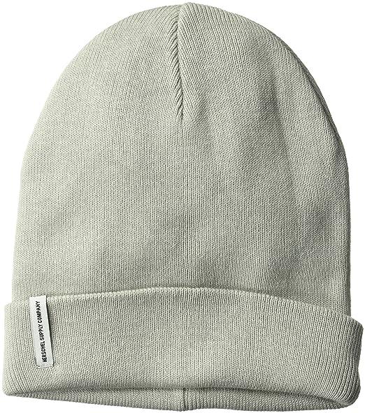 Herschel Supply Co. Mens Mitch Beanie Hat - Gray -  Amazon.co.uk ... 8efd8f662330
