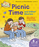 Oxford Reading Tree Read with Biff, Chip and Kipper: Level 2: Picnic Time and Other Stories