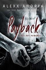 PAYBACK (A Bad Boy Romance) Kindle Edition