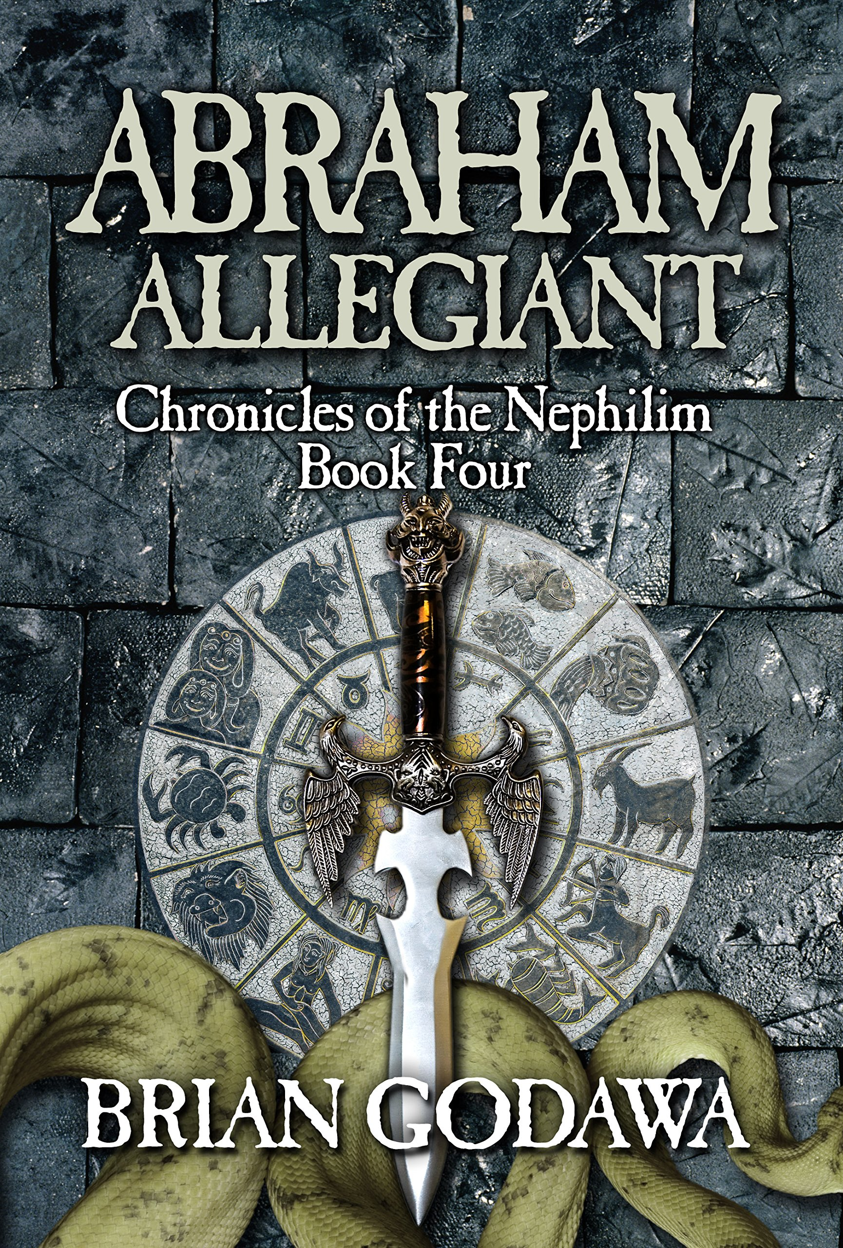 Abraham Allegiant  Chronicles Of The Nephilim Book 4   English Edition