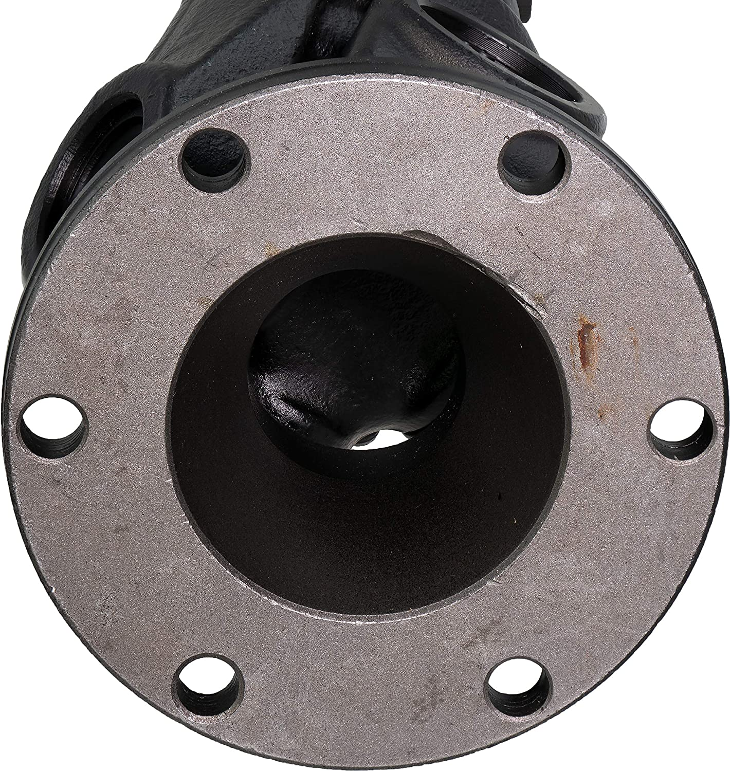 APDTY 300009 Front Propeller Drive Shaft Fits 2001-2007 Dodge Dakota 01-03 Durango 2006 Mitsubishi Raider Upgraded Dual U-Joint Design; Auto-Trans /& 4x4 Only; Replaces 52853431AA, 52853432AA