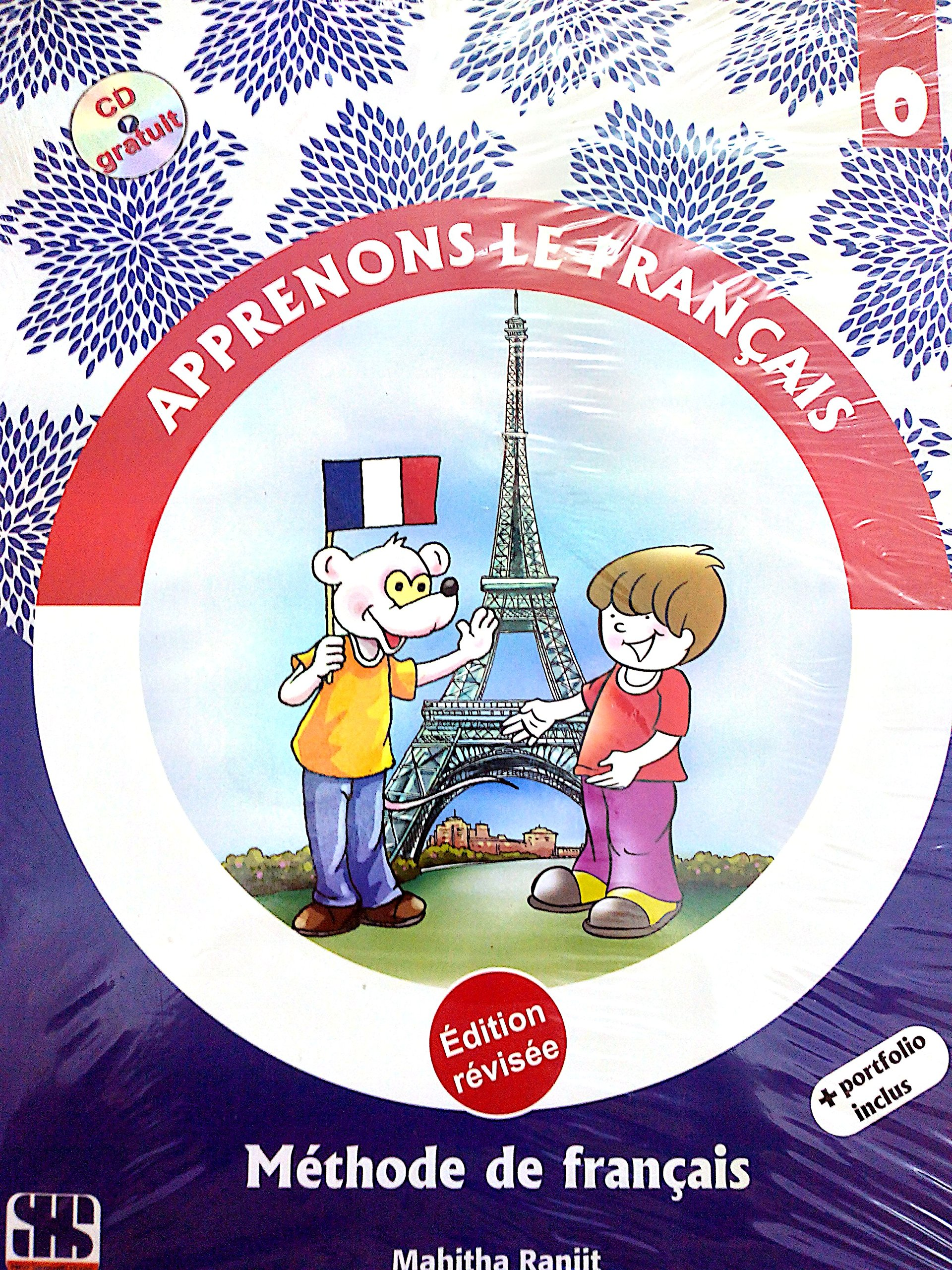 Buy Apprenons Le Francais Methode de Francais 0 Book Online at Low Prices  in India | Apprenons Le Francais Methode de Francais 0 Reviews & Ratings -  Amazon. ...