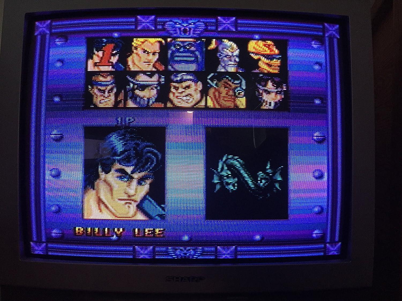 Double Dragon 5: The Shadow Falls - Sega Genesis