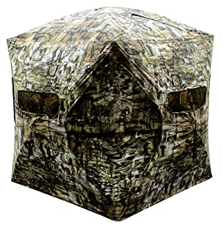 double-wide door - Primos Double Bull Deluxe Ground Blind, Truth Camo