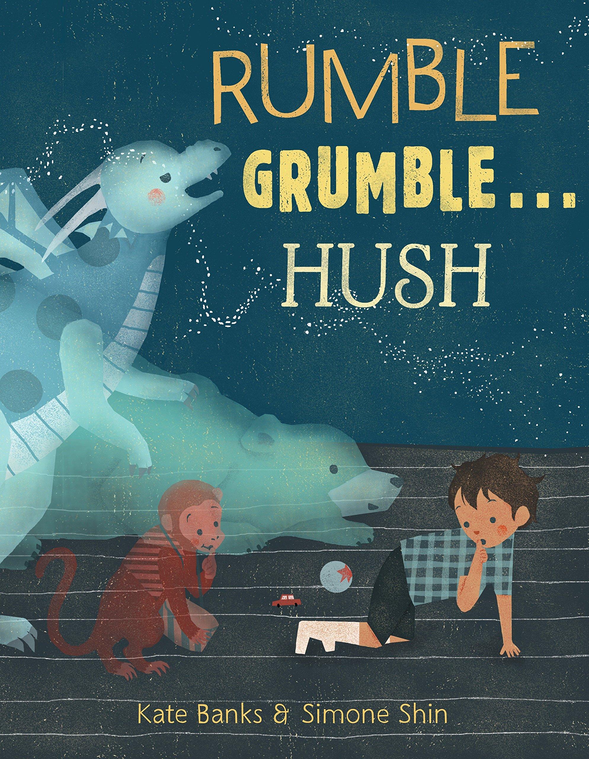 Rumble Grumble . . . Hush pdf