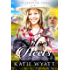 Mail Order Bride: Silver Heels: Clean Historical Western Romance (Sweet Frontier Cowboys Series Book 1)