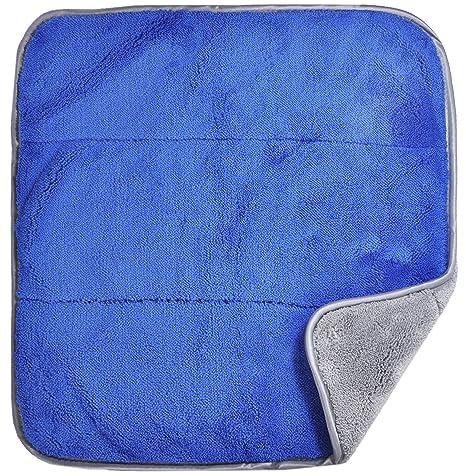 Ultraplush Premium toallas de microfibra de Por Detailer 365   850 G/m² hilos para