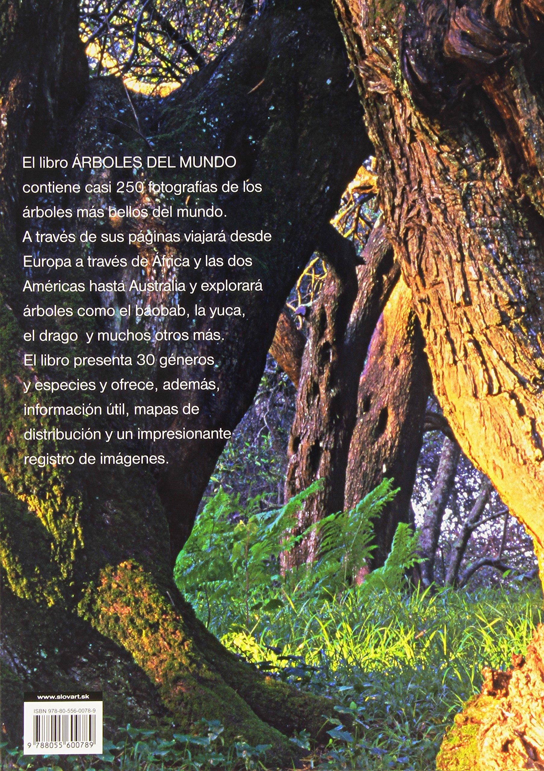 Arboles Del Mundo: Amazon.es: Micek, Tomas: Libros