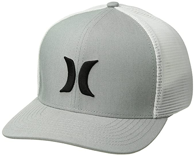 new product 0f0ea a8c8e Hurley Mens Standard Black Textures Baseball Cap  Amazon.ca  Sports    Outdoors