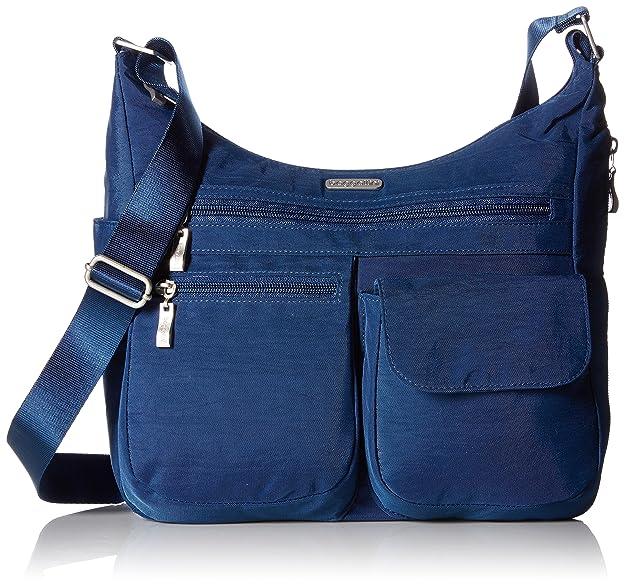 Baggallini Everywhere Bagg JAV Shoulder Bag Travel Kits   Organisers