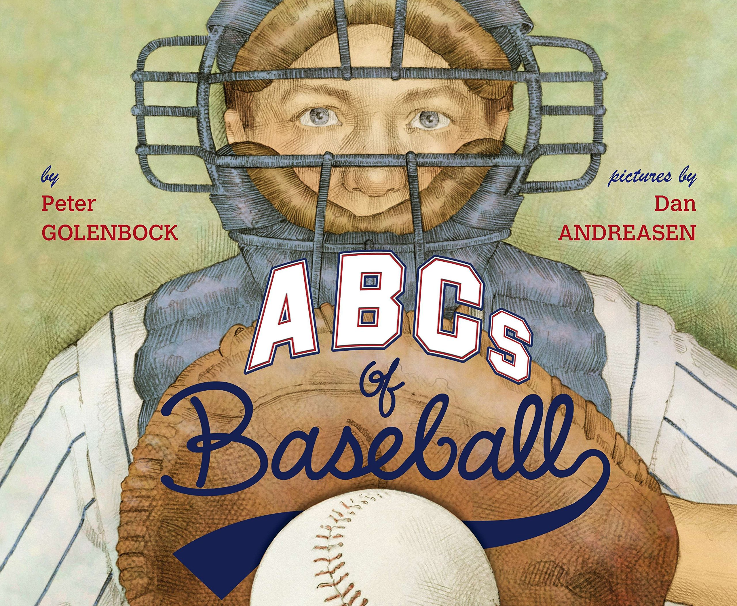Image result for images of ABC of baseball book