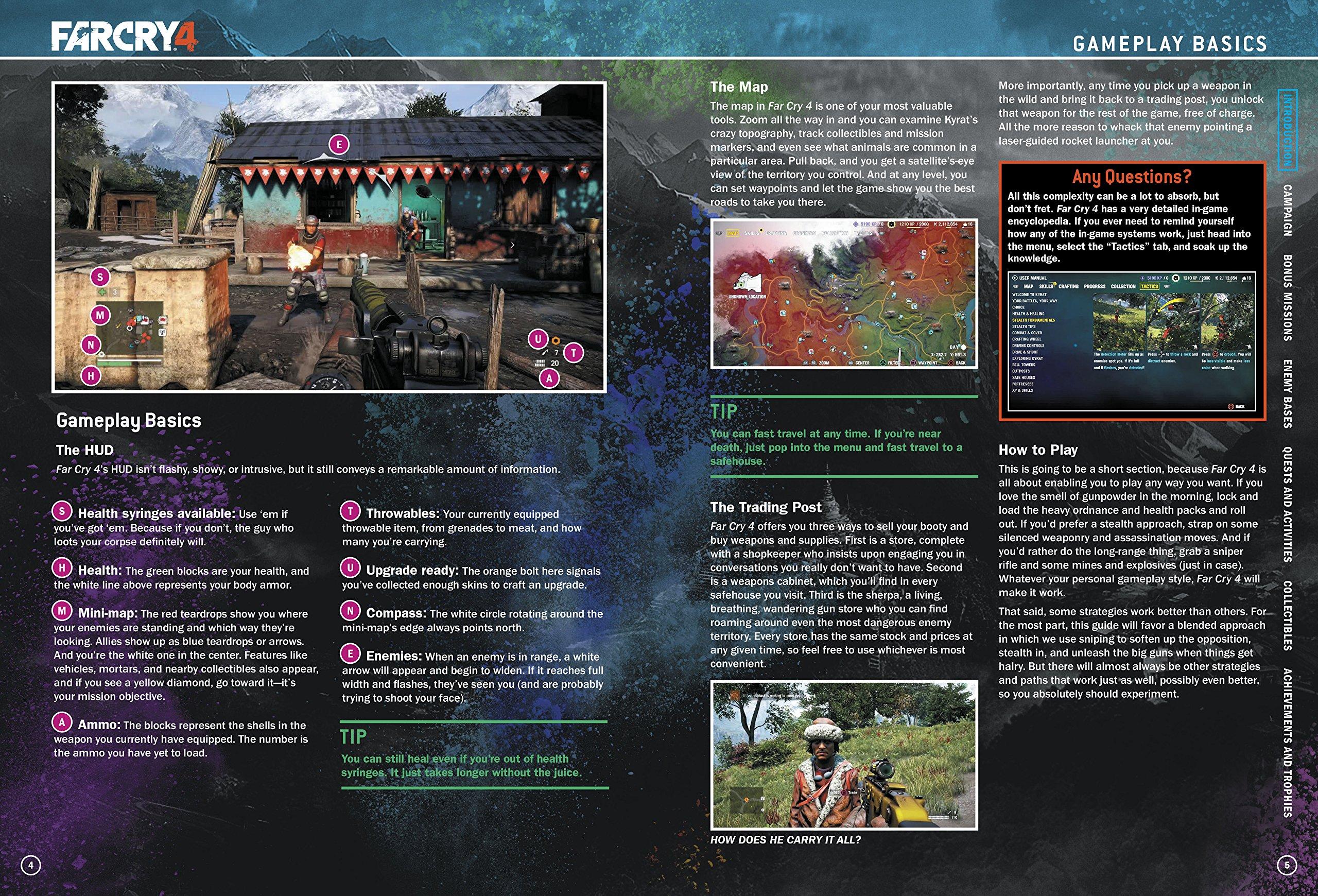 Far Cry 4 Guide Pdf