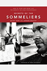 Secrets of the Sommeliers Hardcover