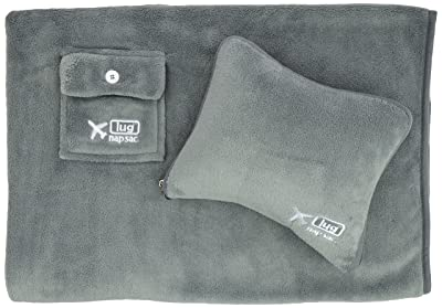 Lug Nap Sac Blanket and Pillow Review