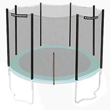 Ultrasport - Red de Seguridad para Cama elástica de jardín, 251-430 cm