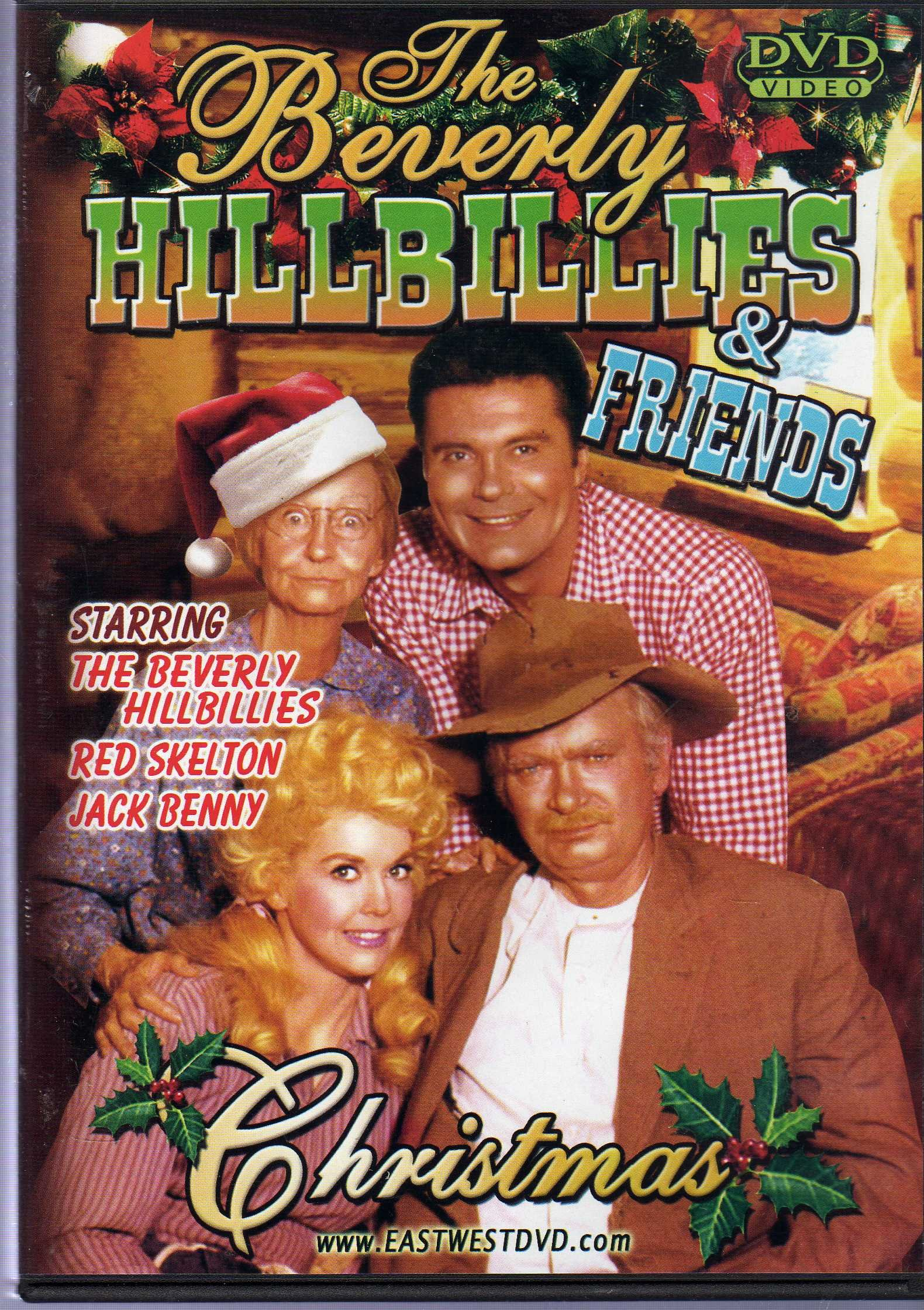 TV Christmas Classics Featuring Beverly Hillbilies, Bob Hope, Jack Benny, Red Skelton, Abbott & Costello ... And More!