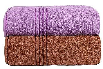 e9c91a163e71 Trident 400 GSM 100 % Cotton Bath Towels