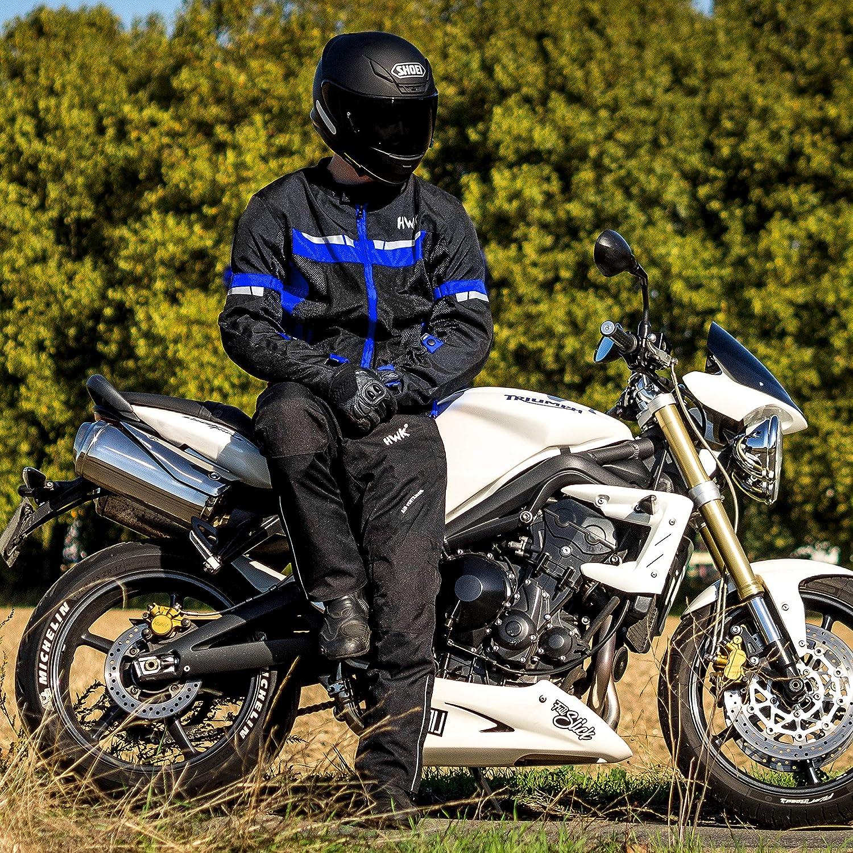 Amazon.com: HWK - Chaqueta de malla para motocicleta ...