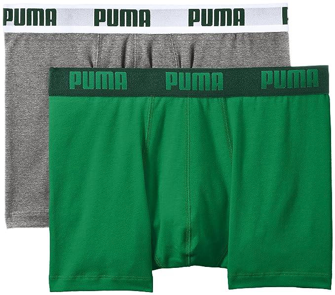 51ea83ca283a PUMA Mens Basic Boxer Shorts Pack of 2 at Amazon Men's Clothing store: