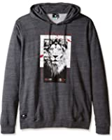 LRG Men's Big and Tall Research Lion Pullover Hoody