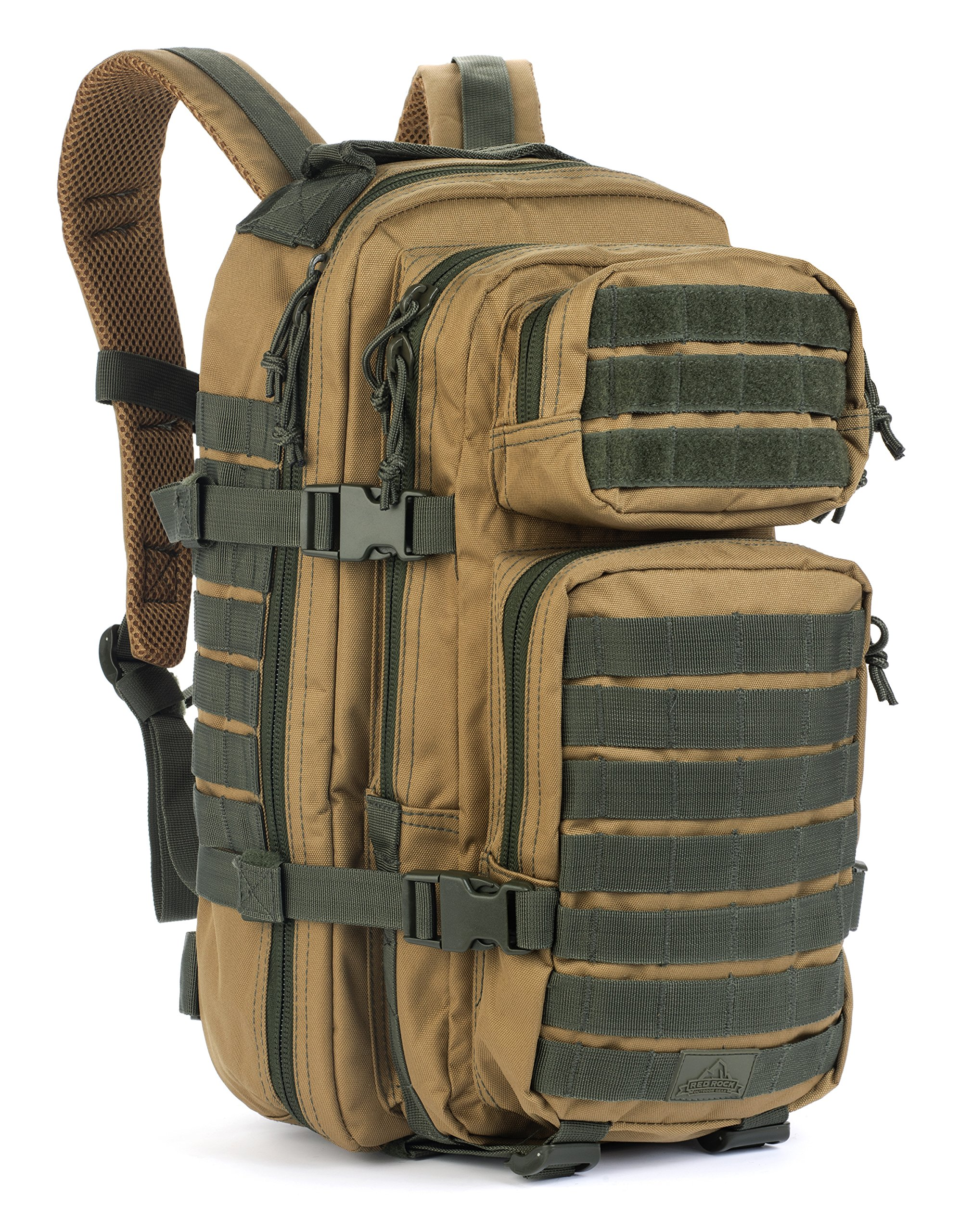 RED80136CO-BRK Rebel Assault Pack Coyote