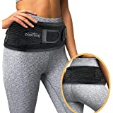 Vriksasana Sacroiliac Hip Belt for Women and Men That Alleviate Sciatic, Pelvic, Lower Back and Leg Pain, Stabilize SI Joint