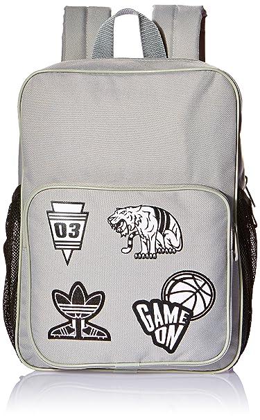adidas Originals para niños, niñas, mochila mochila bolsa de deporte escolar: Amazon.es: Ropa y accesorios